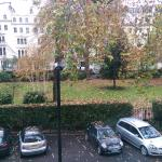Kensignton Gardens Square - From our room