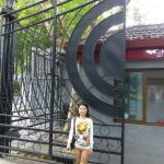 Sunny at Sun Yat Sen Memorial, French Concession