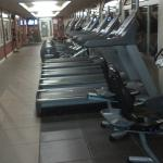 Fitness Center Hilton OAK