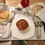 Must try Butter Chicken with I