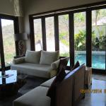 Photo de The Griya Villas and Spa