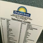 Foto de Days Inn Evans Mills/Fort Drum