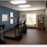 Expanded Fitness Center
