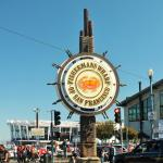 Fishermans Wharf and Pier 39