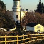 West Usk Lighthouse resmi