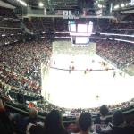 Prudential Center for Hickey
