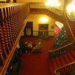 Grand Hall and stairway