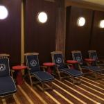 Argonaut Lobby Area Deck Chairs