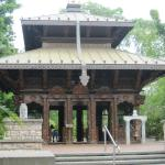 The beautiful Nepalese Pagoda a legacy from Expo 88
