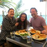 Sunday lunch celebration by the harbour_Ripples Milson Point NSW