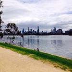 Great 5 kms walk around Albert Park Lake - any time of the year.