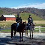 Appalachians by Horseback