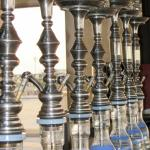 Shisha pipes if you want them...