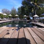 Photo of Desa Dunia Beda Beach Resort (Gili Trawangan - Lombok)