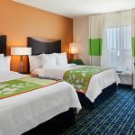 Foto de Fairfield Inn & Suites Wichita Downtown