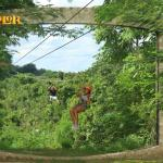 The Zip Lines were AWESOME!