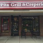 Pita Grill and Creperie