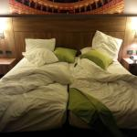 Twin Bed...