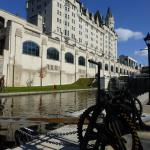 Locks at Chateau Laurier