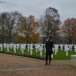 Photo of Cambridge American Cemetery and Memorial