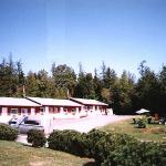 45th Parallel Motel and Restaurant