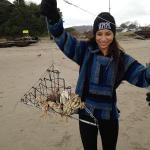 Crabbing on the Beach