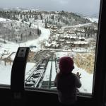 Kids love the funicular!