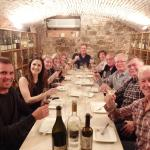 A fantastic night on the Gourmet tour