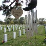 Memorial to a loved one