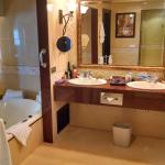Part of the room bathroom