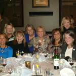 Friends at Epic Chophouse during Restaurant Week