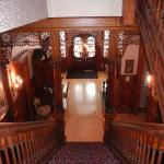 Stairway in the Mansion