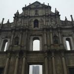 Ruins of St. Paul's Cathedral Foto