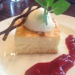 Lunch set - Cheesecake