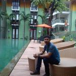 Photo de HARRIS Hotel Tuban Bali