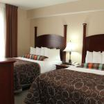King or 2 double bed options available...