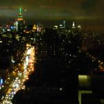 View from the club with ESB and Bowery
