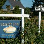 Seaside Inn Sign