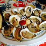 Fresh Oysters from Glidden Point