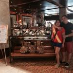 @Cafe Marco Lobby of the Hotel ��