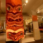 A small taster of the Maori exhibitions