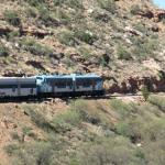 Verde canyon railroad!