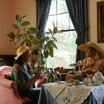 Tea at the Governor's House Foto
