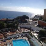 View from room 622