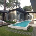 Panoramic of our villa