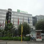 Foto de Holiday Inn Rome-Pisana
