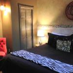 Uniquely furnished rooms