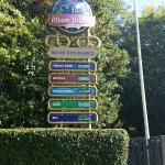 Entrance to Alton Towers