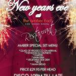 Celebrate New Years Eve at The Amber Fort!