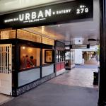 Urban Oyster Bar and Eatery